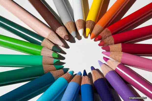 Рисование, карандаши