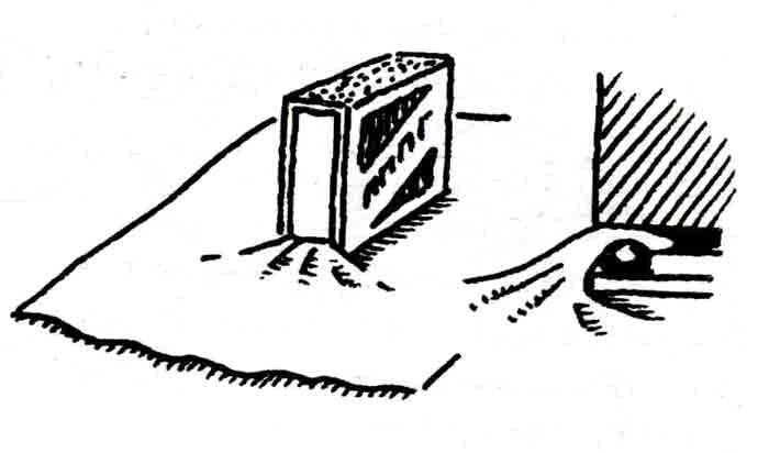 Ванька - встанька коробок