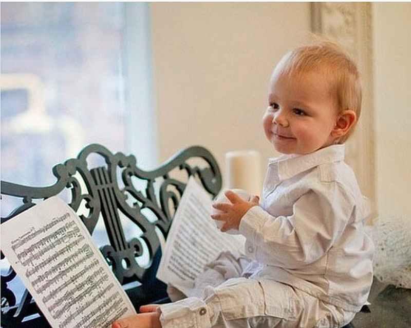 Развить интелект, влияние музыки на ребенка, здоровый слух