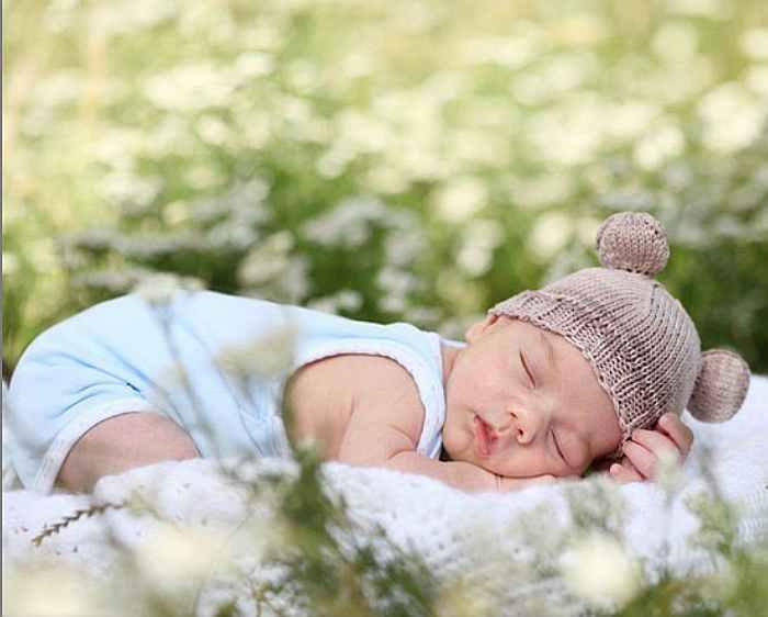 Ребенок просыпается слишком рано
