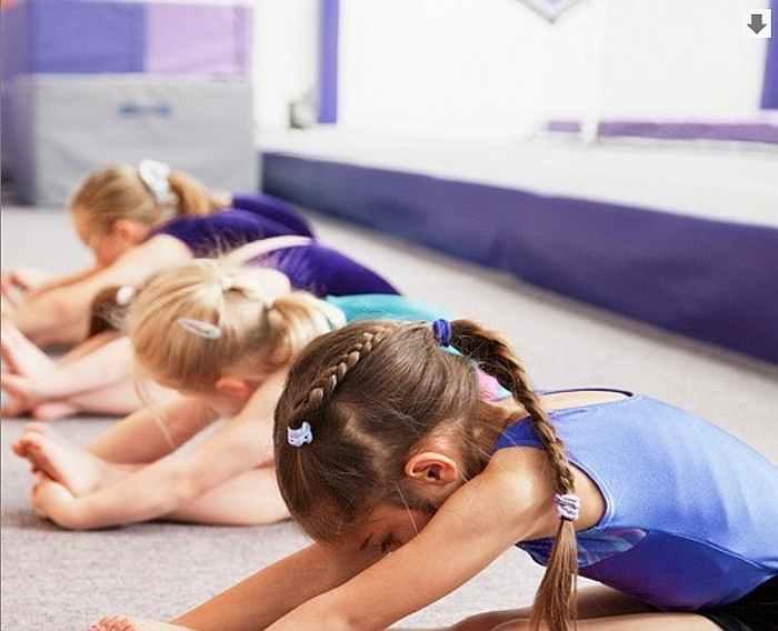 Упражнение для ребенка для мышечного расслабления