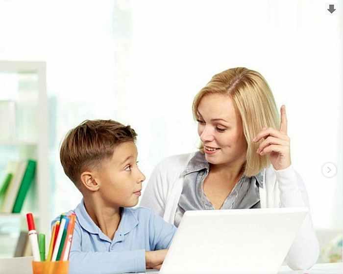 Дистанционное обучение, советы родителям
