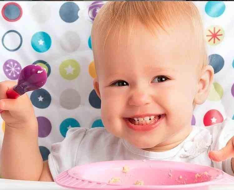 Первая посуда для ребенка