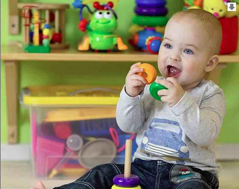 Развиваем чувство пространства у ребенка!
