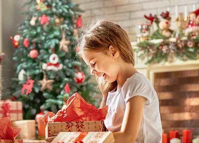 Новогодний чек-лист для ребенка